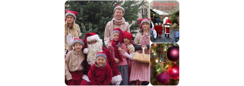 Jul på Galopbanen